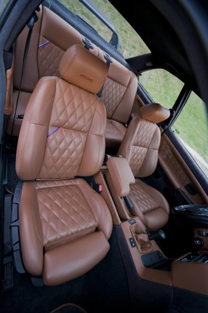 Bmw e36 interior custom salonas apsiuvimas klaipeda silute